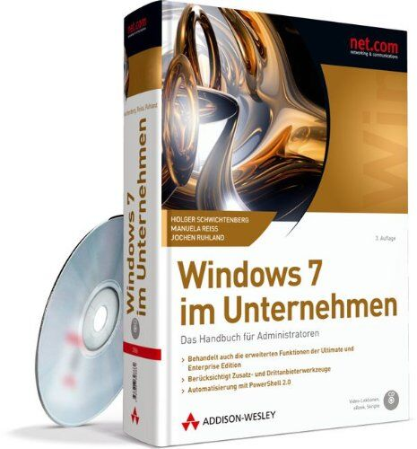 Buchcover windows-7