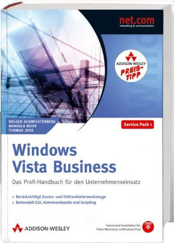 Buchcover windows-vista