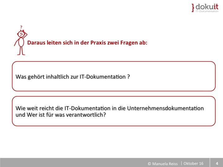 Folie Frage zu IT_Dokumentation